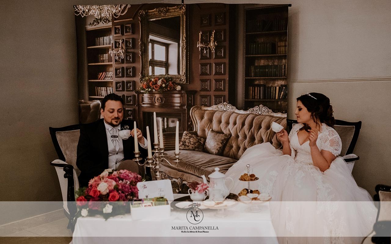 matrimonio stile inglese