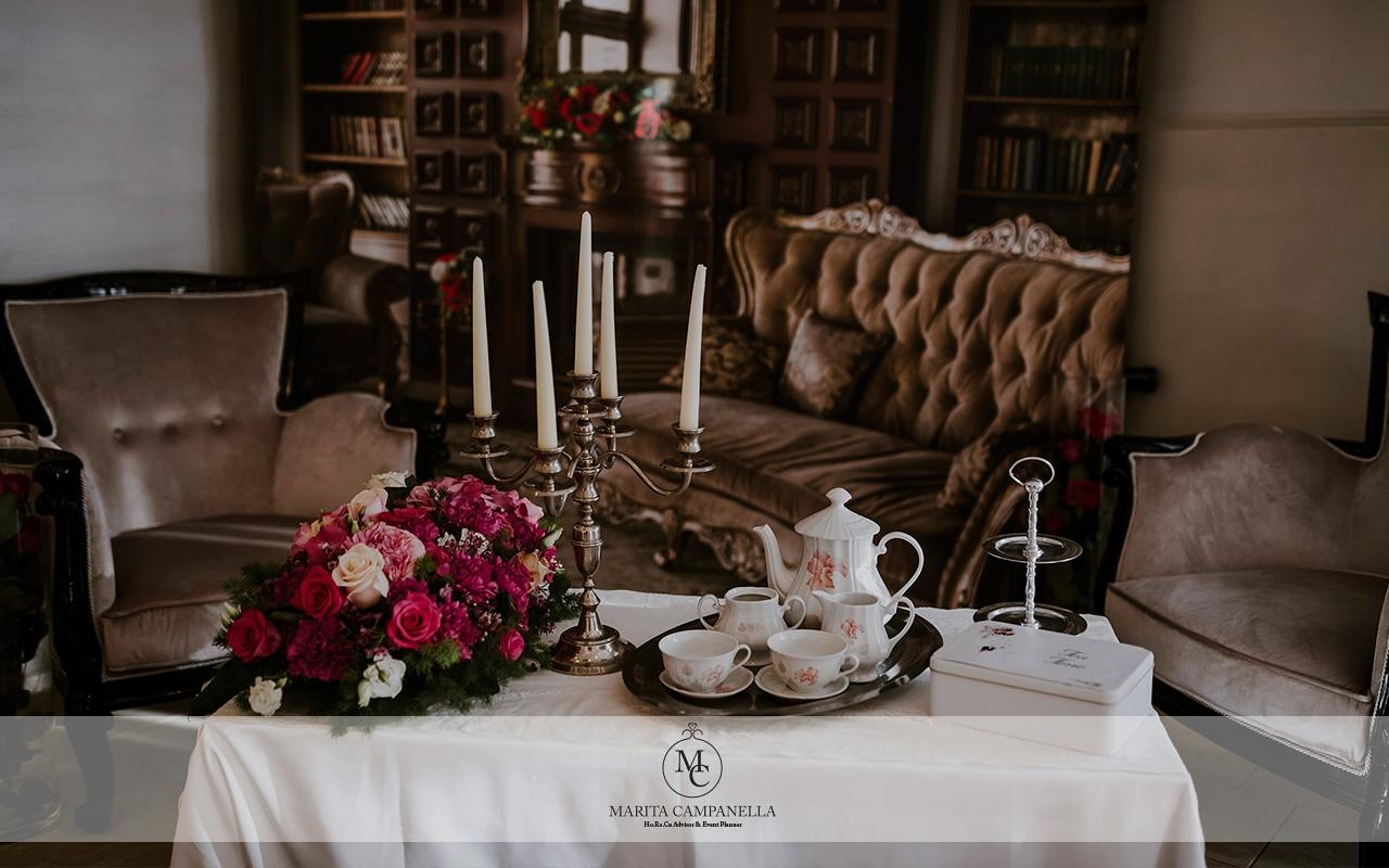 matrimonio stile inglese british style