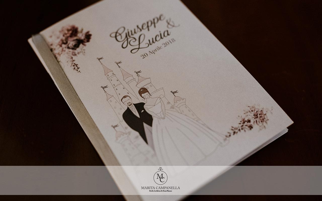 matrimonio stile inglese libretti messa