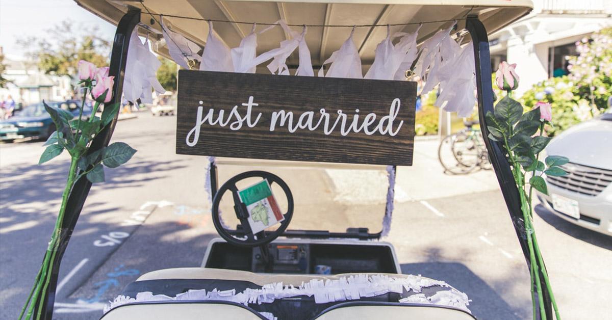 allestimento matrimonio