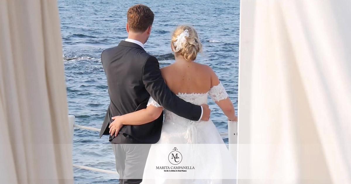 matrimonio allitaliana sposi