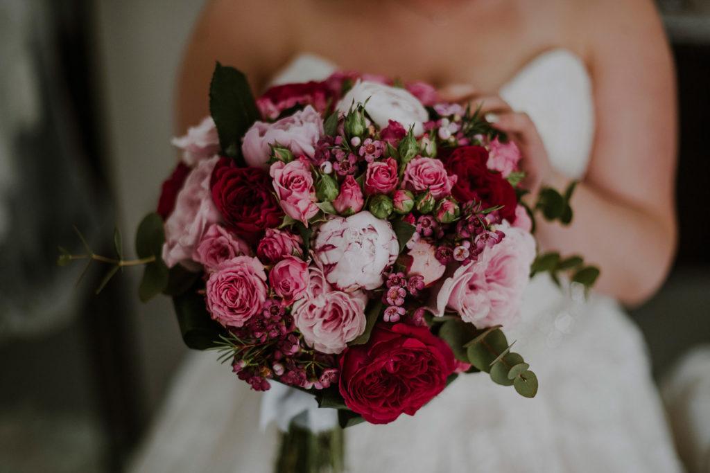 fiori bouquet matrimonio