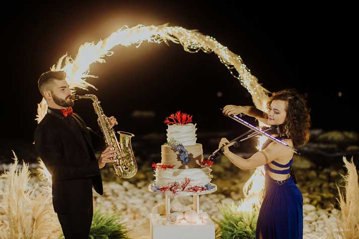 matrimonio antonio e annarosa musicisti