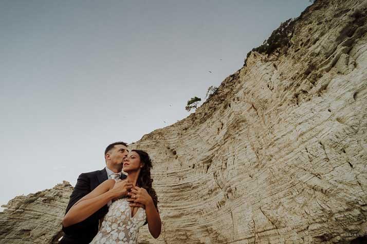 matrimonio antonio e annarosa scogliera
