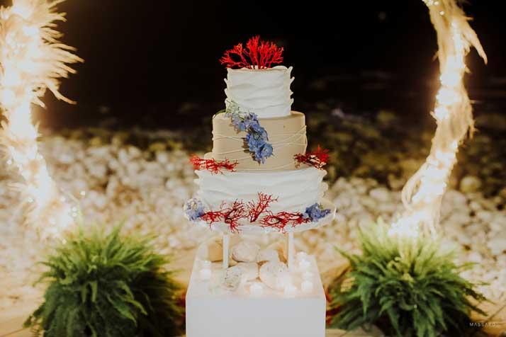matrimonio antonio e annarosa torta nuziale